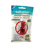 Pulseras ahuyenta insectos de citronela Salustar